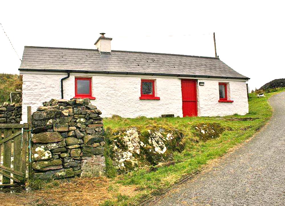 Renvyle 186 Rosroe Pier Cottage