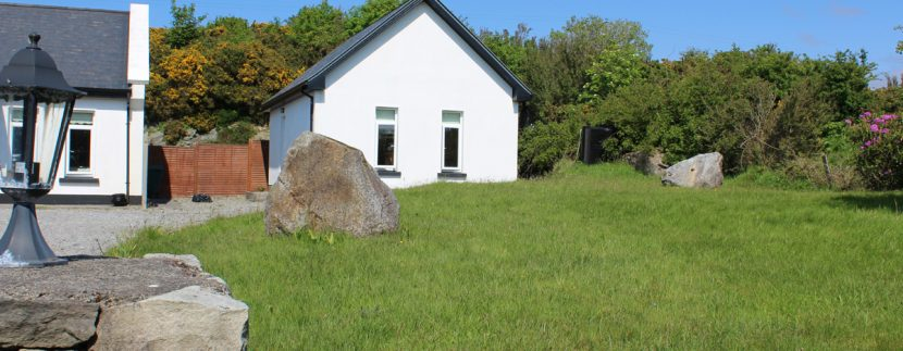 197 holiday cottage in Tullycross Connemara