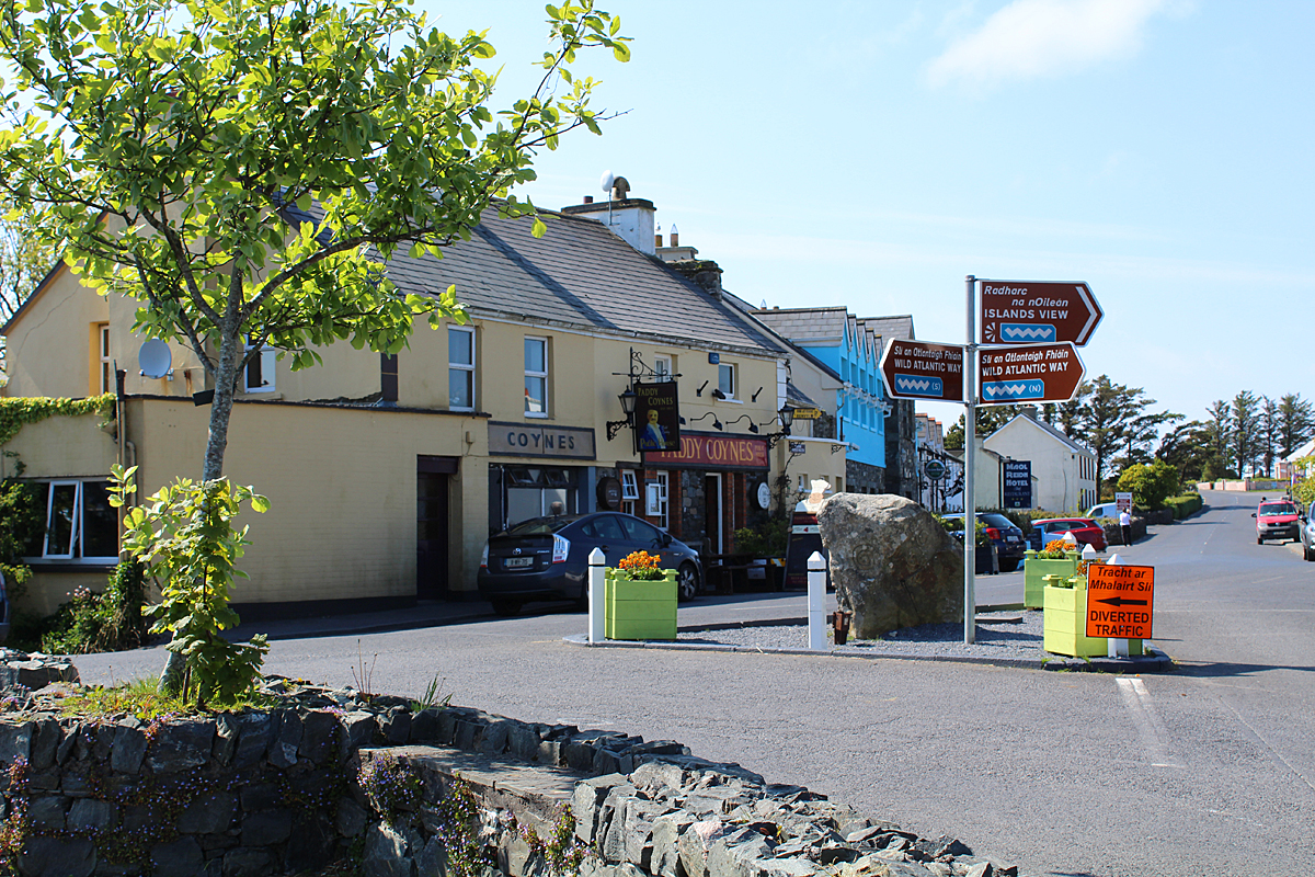 197 Renvyle Holiday Cottage Near Tullycross Connemara West