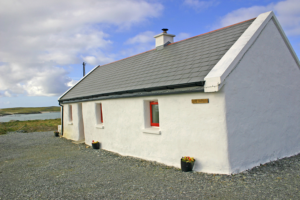 Claddaghduff cottages