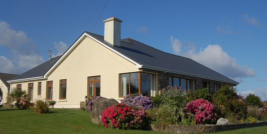 Cleggan 318 Atlantic Lodge