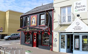 Shops in Clifden Connemara