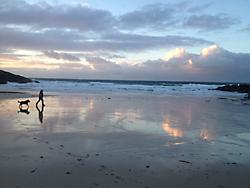 Dunloughan Beach Ballyconneely