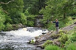 Kylemore fishery