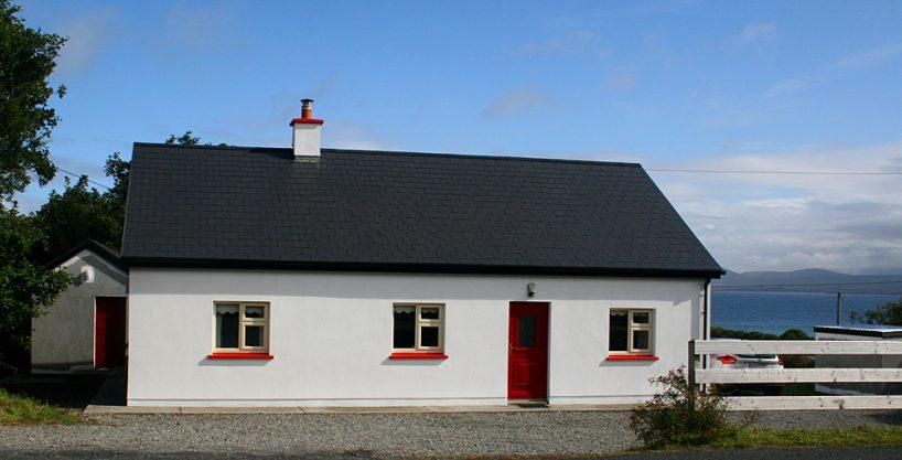 Renvyle 348 Nancy's Cottage
