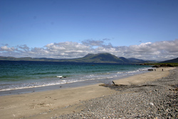 Connemara Beaches  Renvyle Beach