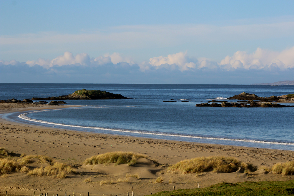Glassillaun Beach Connemara