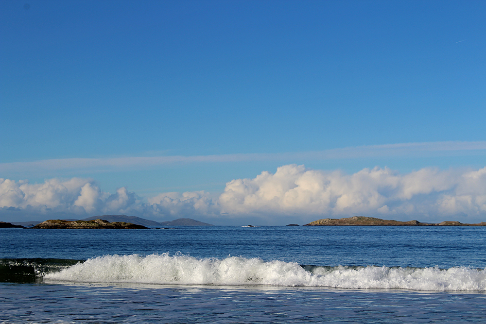 Glassillaun Beach Connemara