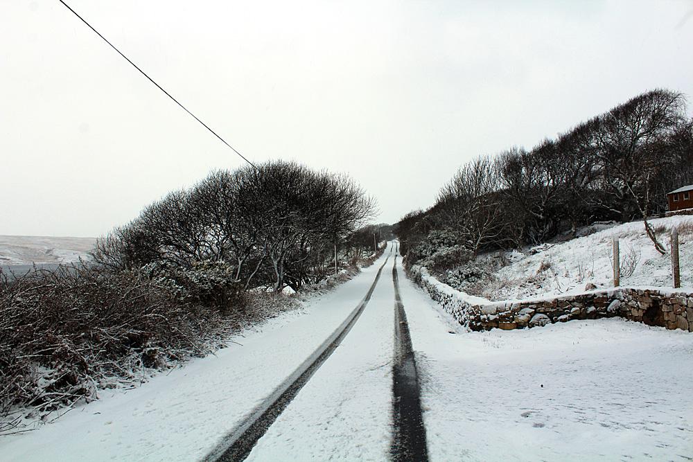 connemara snow