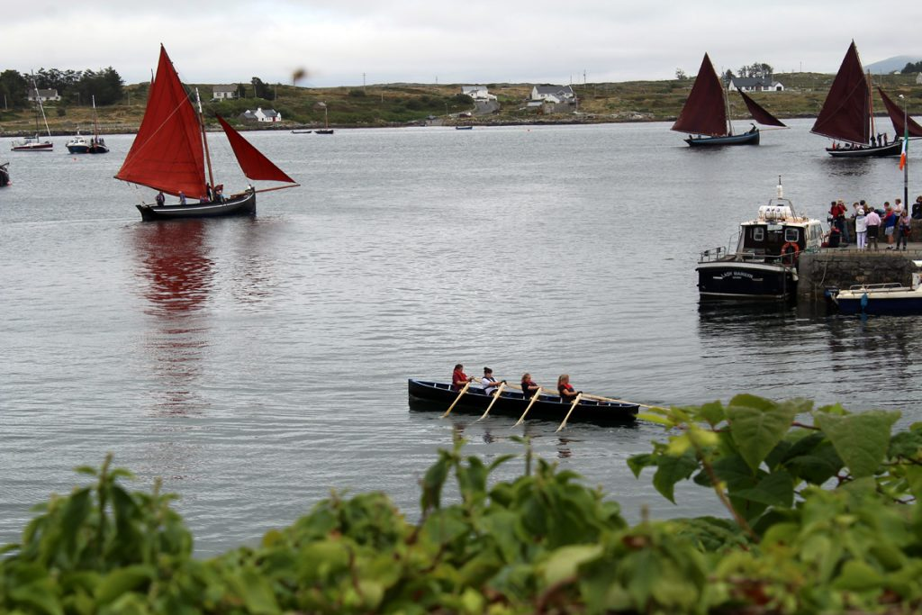 Roundstone Regatta Connemara Coastal Cottages Holiday Cottages in Connemara