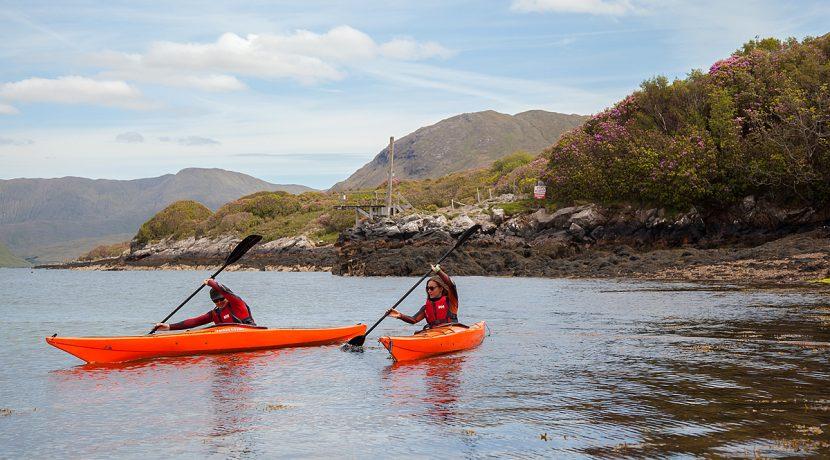 Bay Coast_Killery Harbour_Kayaking_1