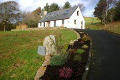 Holiday Cottage in Connemara Moyard Oak Lodge