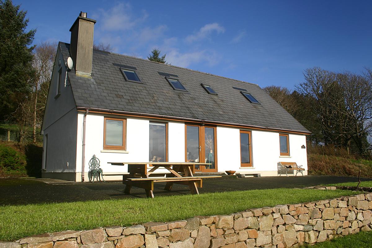 Moyard 357 Oak Lodge Connemara Coastal Cottages