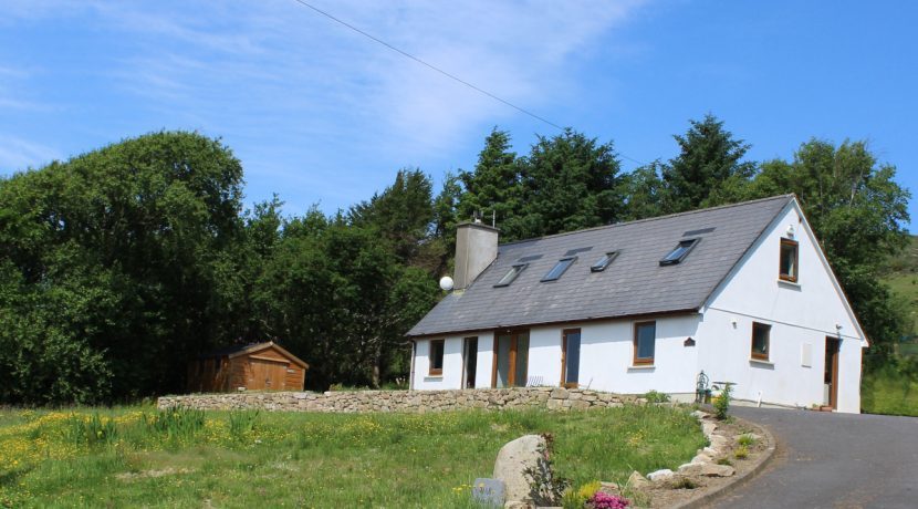 holiday cottage in moyard connemara
