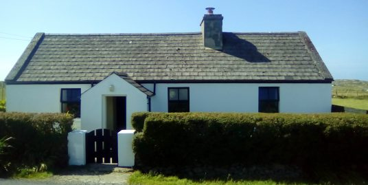 Inishbofin 358 Middlequarter Village Cottage