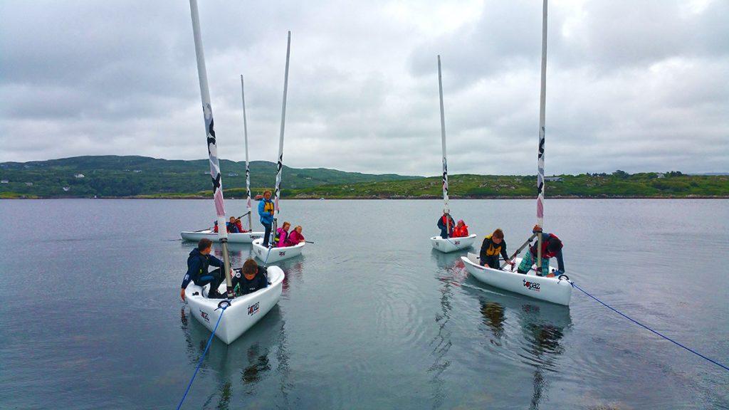 Clifden Boat Club Connemara Coastal Cottages