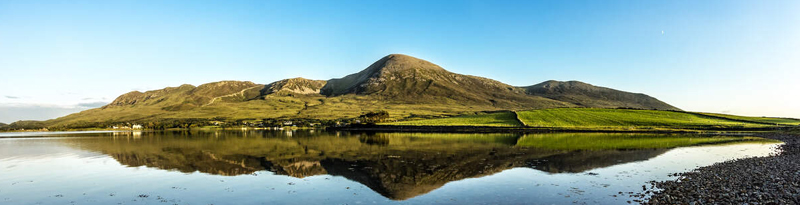 Holiday cottages in county Mayo on the west coast of Ireland