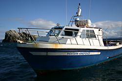 sea fishing in cleggan connemara